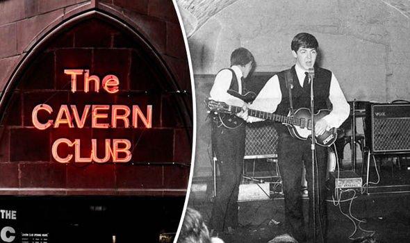 Liverpool Cavern Club