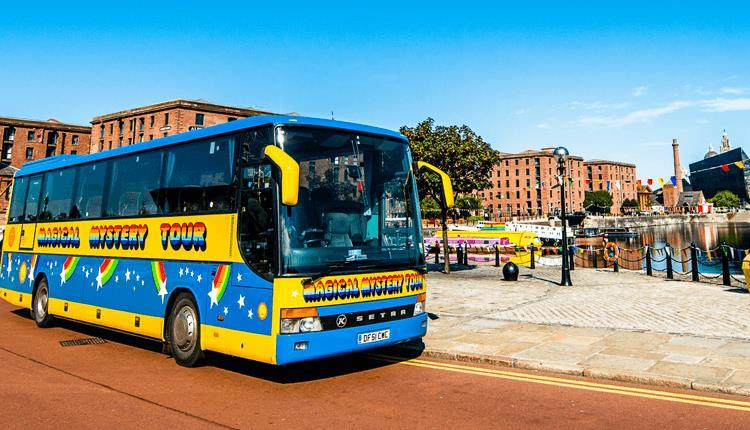 Magical Mystery Tour Liverpool