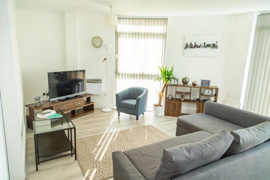 Kent Street Apartment Liverpool