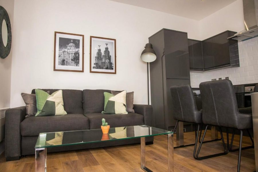 Lord Street Apartment Liverpool